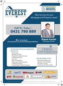 flyer everest property