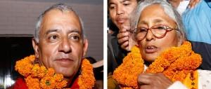 सशांक महामन्त्री, सीतादेवी कोषाध्यक्ष निर्वाचित
